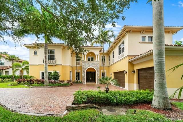 4662 Saxon Rd, Coconut Creek, FL 33073 (MLS #A10921396) :: Re/Max PowerPro Realty