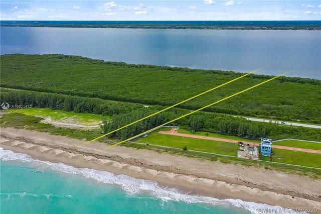 0 Ocean Dr, Fort Pierce, FL 34949 (MLS #A10921432) :: The Teri Arbogast Team at Keller Williams Partners SW