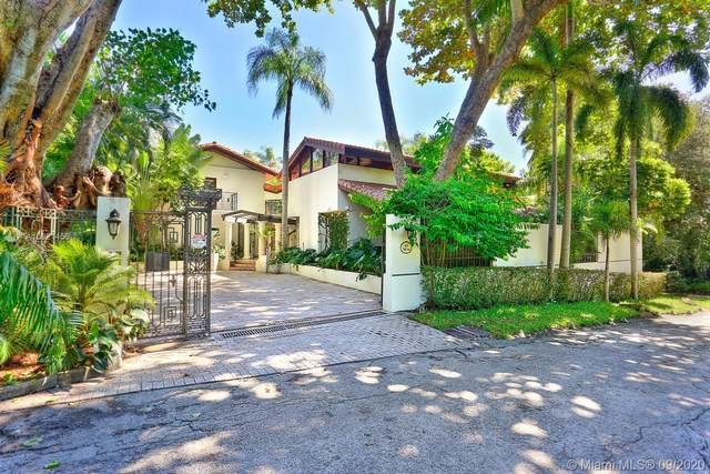 3641 Park Ln, Coconut Grove, FL 33133 (MLS #A10921456) :: Berkshire Hathaway HomeServices EWM Realty
