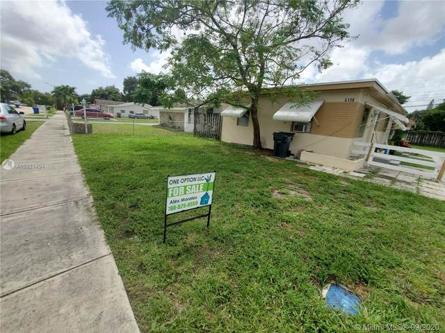 6130 Grant St, Hollywood, FL 33024 (MLS #A10921494) :: The Paiz Group