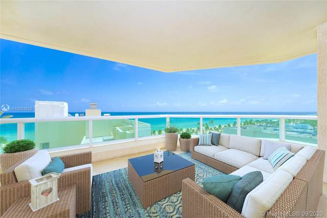 101 S Fort Lauderdale Beach Blvd #901, Fort Lauderdale, FL 33316 (MLS #A10921623) :: Prestige Realty Group