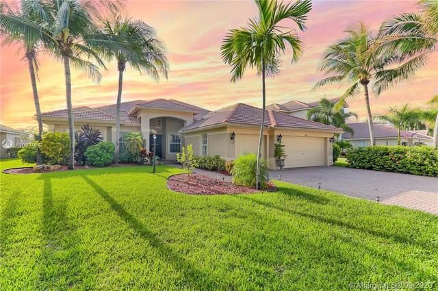 6837 NW 110th Way, Parkland, FL 33076 (MLS #A10921642) :: Re/Max PowerPro Realty
