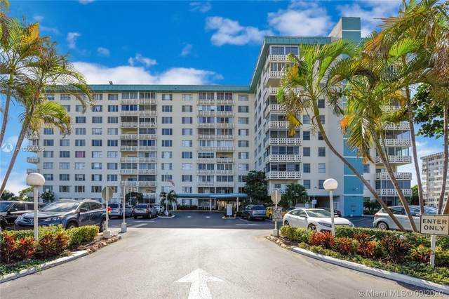 4330 Hillcrest Dr #419, Hollywood, FL 33021 (MLS #A10921766) :: ONE Sotheby's International Realty