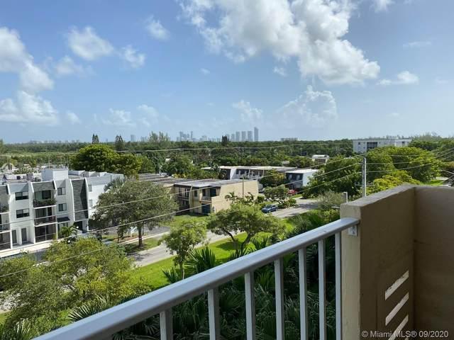 2350 NE 135th St #602, North Miami, FL 33181 (MLS #A10921824) :: The Teri Arbogast Team at Keller Williams Partners SW