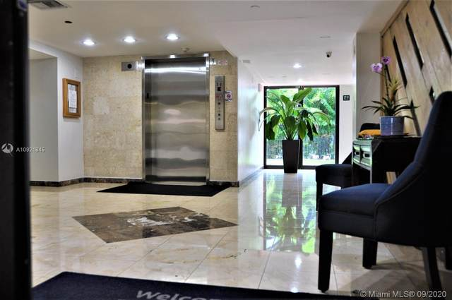 17021 N Bay Rd #219, Sunny Isles Beach, FL 33160 (MLS #A10921845) :: Prestige Realty Group