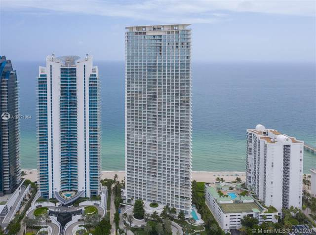16901 Collins Ave #1605, Sunny Isles Beach, FL 33160 (MLS #A10921954) :: Berkshire Hathaway HomeServices EWM Realty