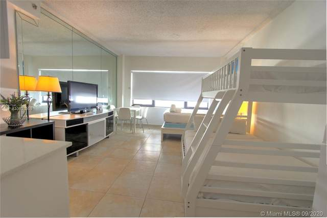 6345 Collins Ave #728, Miami Beach, FL 33141 (MLS #A10921959) :: Ray De Leon with One Sotheby's International Realty