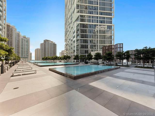 495 Brickell Ave #801, Miami, FL 33131 (MLS #A10921965) :: The Pearl Realty Group