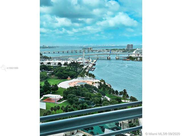 325 S Biscayne Blvd #2616, Miami, FL 33131 (MLS #A10921990) :: Prestige Realty Group