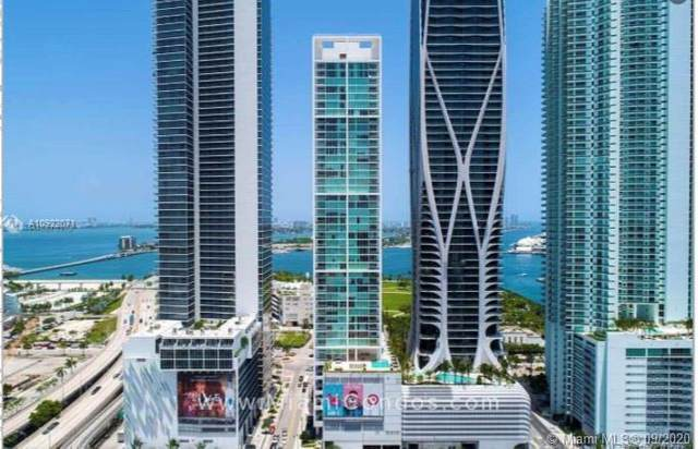 1040 Biscayne Blvd #3007, Miami, FL 33132 (MLS #A10922071) :: The Pearl Realty Group