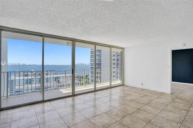 7601 E Treasure Dr #2121, North Bay Village, FL 33141 (MLS #A10922125) :: Carole Smith Real Estate Team