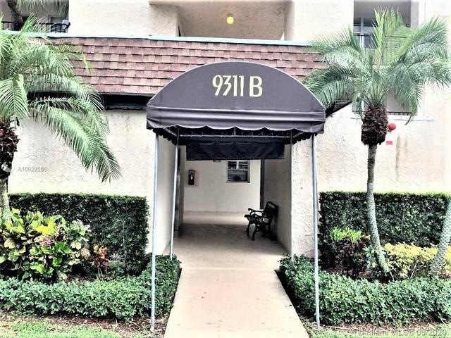 9311 Orange Grove Drive #301, Davie, FL 33324 (MLS #A10922266) :: Patty Accorto Team