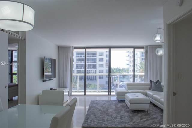 5757 Collins Ave #502, Miami Beach, FL 33140 (MLS #A10922381) :: Berkshire Hathaway HomeServices EWM Realty