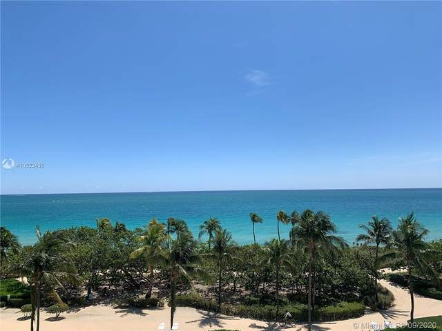 10185 Collins Ave #619, Bal Harbour, FL 33154 (MLS #A10922436) :: Prestige Realty Group