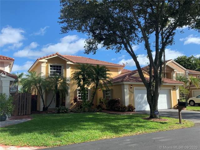4629 SW 147th Ct, Miami, FL 33185 (MLS #A10922494) :: The Paiz Group