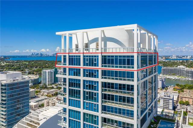 6899 Collins Ave Uph 2907+2908, Miami Beach, FL 33141 (MLS #A10922518) :: The Teri Arbogast Team at Keller Williams Partners SW