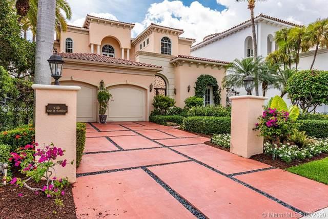 3924 Island Estates Dr, Aventura, FL 33160 (MLS #A10922521) :: ONE | Sotheby's International Realty