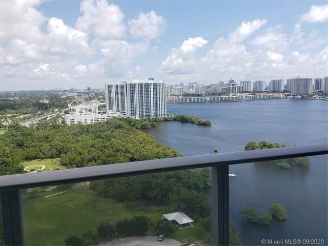 16385 Biscayne Blvd #2406, North Miami Beach, FL 33160 (MLS #A10922525) :: Berkshire Hathaway HomeServices EWM Realty