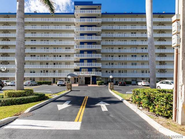 1893 S Ocean Dr #205, Hallandale Beach, FL 33009 (MLS #A10922545) :: Ray De Leon with One Sotheby's International Realty