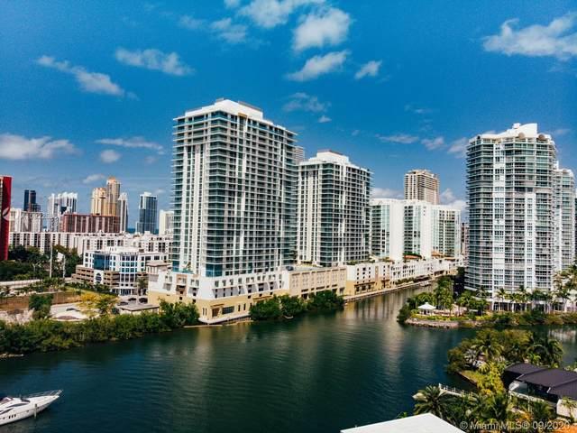 300 Sunny Isles Blvd 4-2203, Sunny Isles Beach, FL 33160 (MLS #A10922586) :: Re/Max PowerPro Realty