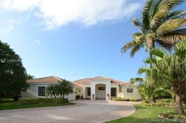 12681 N Stonebrook Cir, Davie, FL 33330 (MLS #A10922670) :: ONE | Sotheby's International Realty