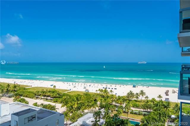101 E 20th St #1803, Miami Beach, FL 33139 (MLS #A10922691) :: Dalton Wade Real Estate Group