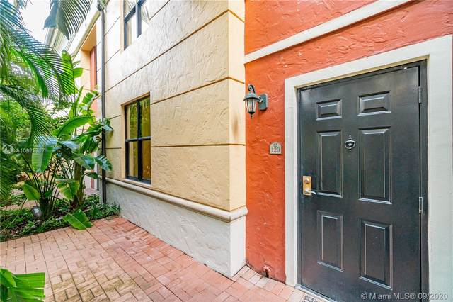 888 S Douglas Rd #120, Coral Gables, FL 33134 (MLS #A10922717) :: ONE Sotheby's International Realty