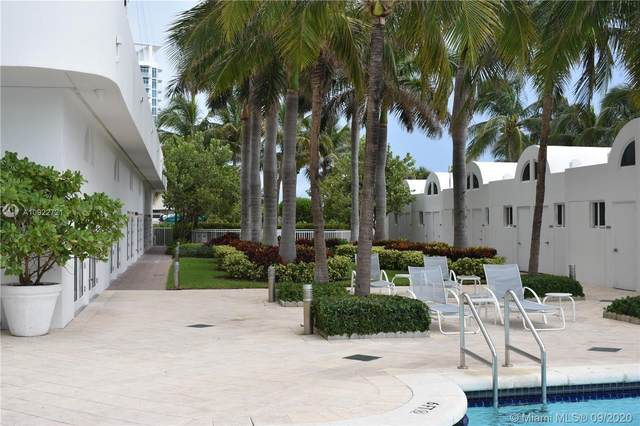6365 Collins Ave Cab17, Miami Beach, FL 33141 (MLS #A10922721) :: Ray De Leon with One Sotheby's International Realty