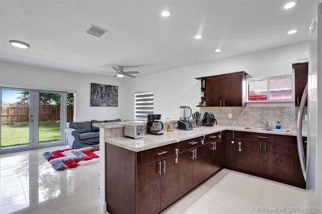3321 NW 211th St, Miami Gardens, FL 33056 (MLS #A10922747) :: Berkshire Hathaway HomeServices EWM Realty