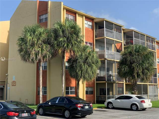 3700 NW 21st St #203, Lauderdale Lakes, FL 33311 (MLS #A10922751) :: Prestige Realty Group