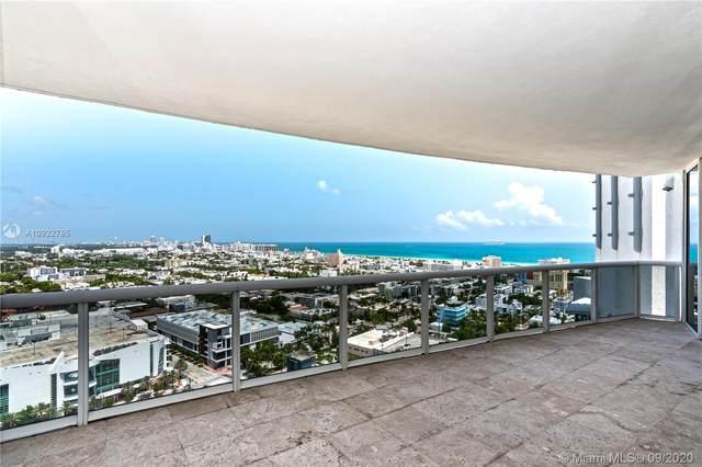 400 Alton Rd #2707, Miami Beach, FL 33139 (MLS #A10922785) :: Castelli Real Estate Services