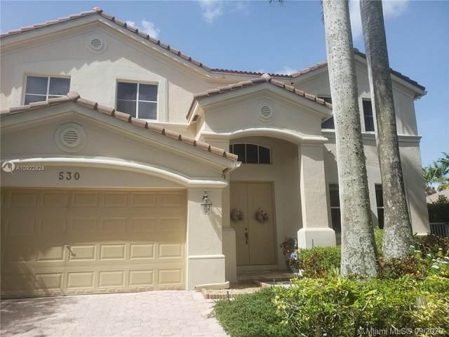530 Penta Ct, Weston, FL 33327 (MLS #A10922828) :: ONE | Sotheby's International Realty