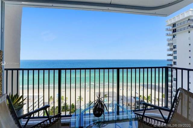 2101 S Ocean Dr #2202, Hollywood, FL 33019 (MLS #A10922844) :: The Riley Smith Group