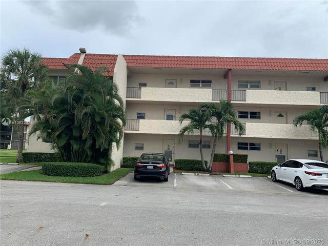 8962 S Hollybrook Blvd #208, Pembroke Pines, FL 33025 (MLS #A10922921) :: Laurie Finkelstein Reader Team