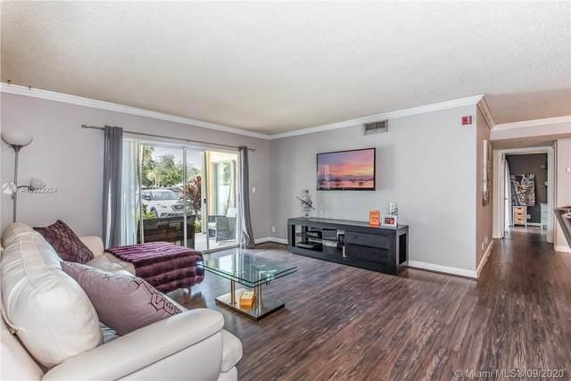 7610 Westwood Dr #112, Tamarac, FL 33321 (MLS #A10922924) :: Berkshire Hathaway HomeServices EWM Realty