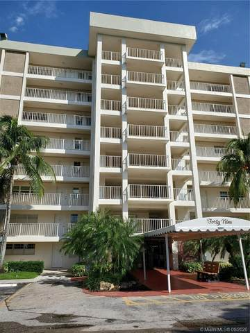 3091 N Course Dr #507, Pompano Beach, FL 33069 (MLS #A10922935) :: Castelli Real Estate Services