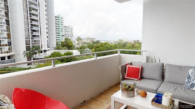 11 Island Ave #509, Miami Beach, FL 33139 (MLS #A10922963) :: The Pearl Realty Group
