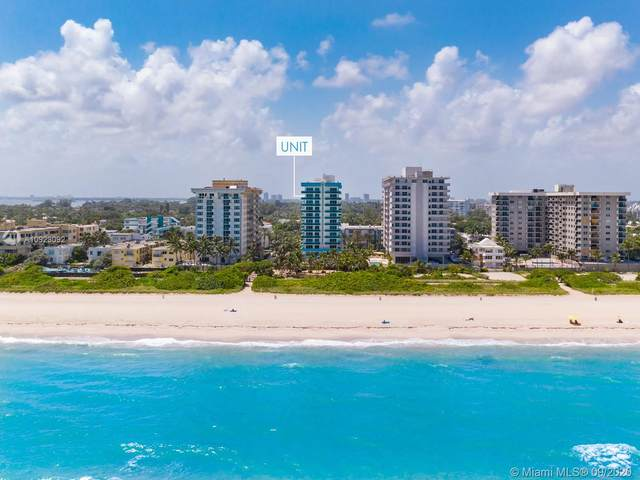 9201 Collins Ave #1125, Surfside, FL 33154 (MLS #A10923092) :: Re/Max PowerPro Realty