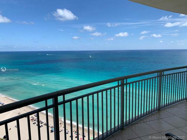 17375 Collins Ave #2408, Sunny Isles Beach, FL 33160 (MLS #A10923098) :: Carole Smith Real Estate Team