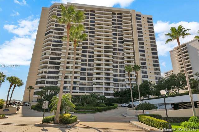 2500 Parkview Dr #2312, Hallandale Beach, FL 33009 (MLS #A10923206) :: Castelli Real Estate Services