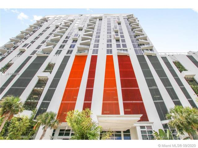 601 NE 27th St #1006, Miami, FL 33137 (MLS #A10923281) :: Ray De Leon with One Sotheby's International Realty