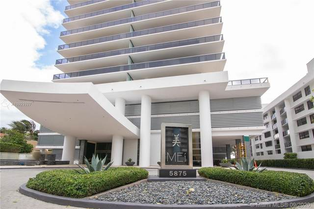 5875 Collins Ave #1705, Miami Beach, FL 33140 (MLS #A10923327) :: Carole Smith Real Estate Team