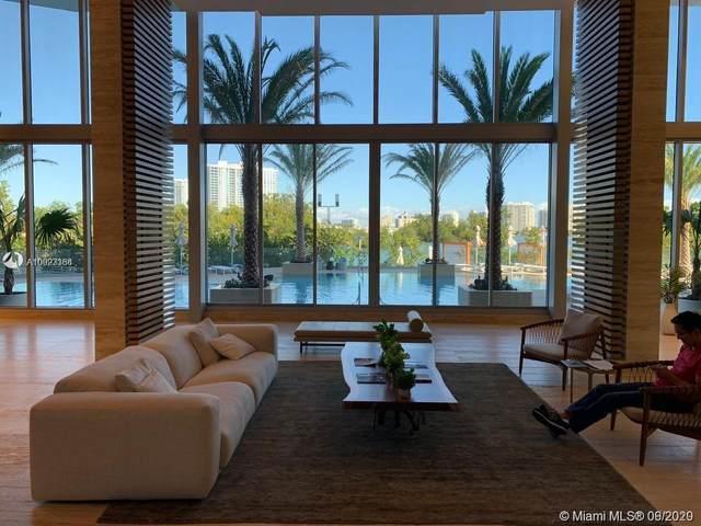 16385 Biscayne Blvd. #1504, North Miami Beach, FL 33160 (MLS #A10923368) :: ONE Sotheby's International Realty