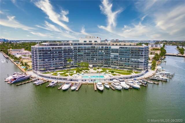 900 Bay Dr #803, Miami Beach, FL 33141 (MLS #A10923380) :: KBiscayne Realty