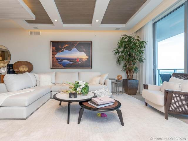 17111 N Biscayne Blvd #2205, North Miami Beach, FL 33160 (MLS #A10923479) :: Re/Max PowerPro Realty