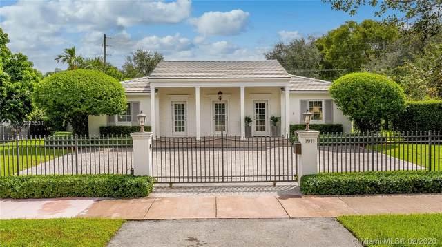 3911 Riviera Dr, Coral Gables, FL 33134 (MLS #A10923531) :: Berkshire Hathaway HomeServices EWM Realty