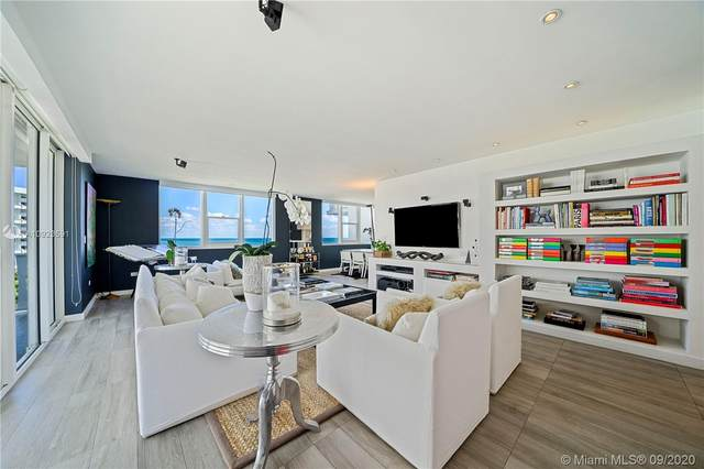 200 Ocean Lane Dr #609, Key Biscayne, FL 33149 (MLS #A10923591) :: Ray De Leon with One Sotheby's International Realty