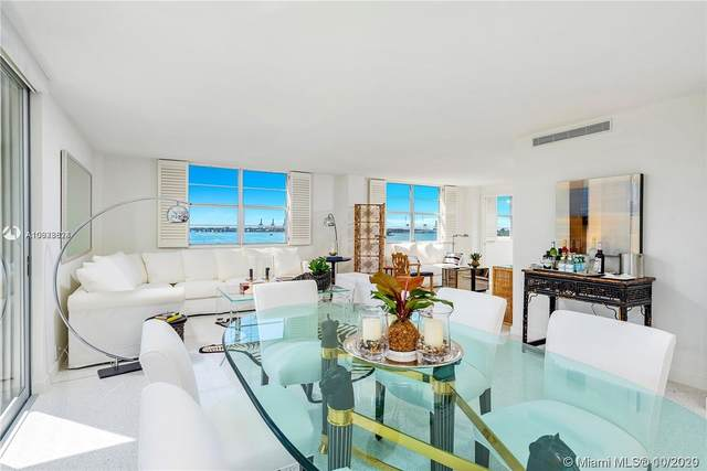 5 Island Ave 8H, Miami Beach, FL 33139 (MLS #A10923624) :: Ray De Leon with One Sotheby's International Realty