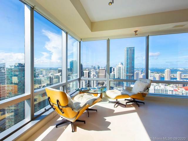1425 Brickell Ave 56C/56D, Miami, FL 33131 (MLS #A10923635) :: Julian Johnston Team