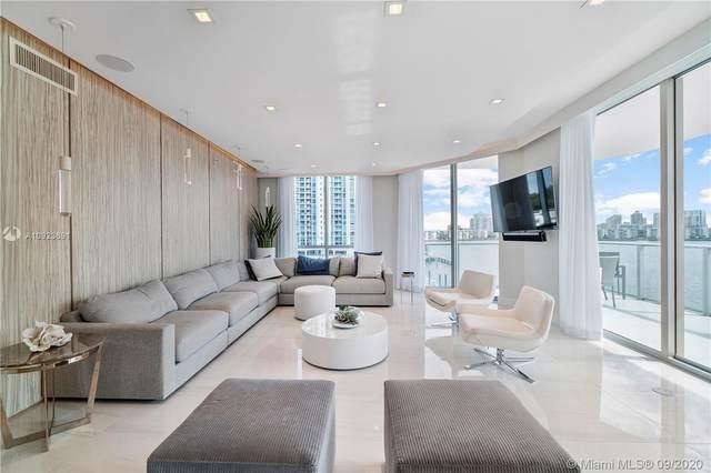17111 Biscayne Blvd #409, North Miami Beach, FL 33160 (MLS #A10923691) :: Dalton Wade Real Estate Group